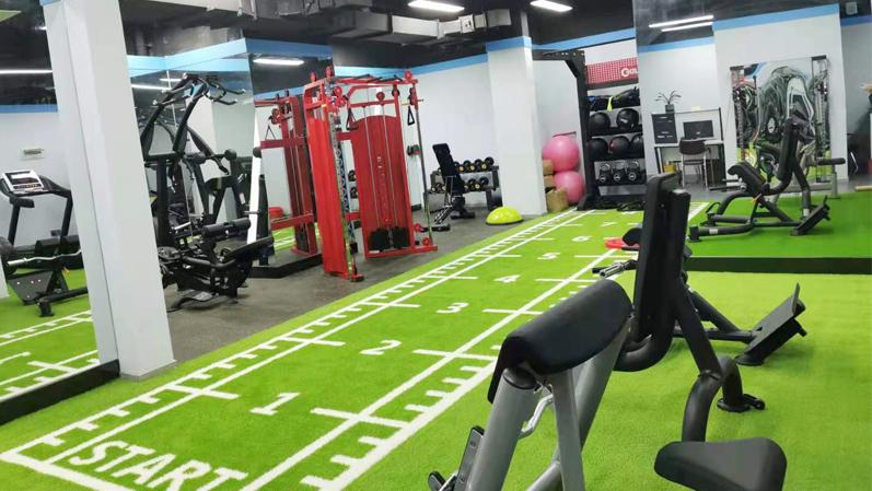 健身房配置